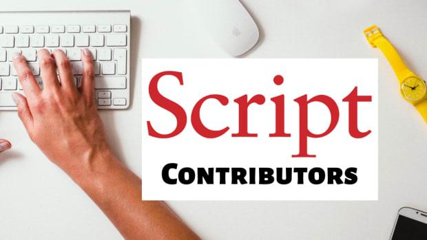 script magazine Contributors