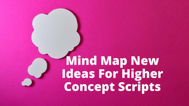 Mind Map New Ideas For Higher Concept Scripts