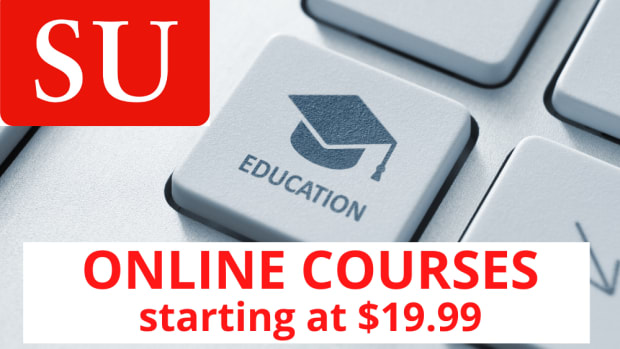 online su courses red