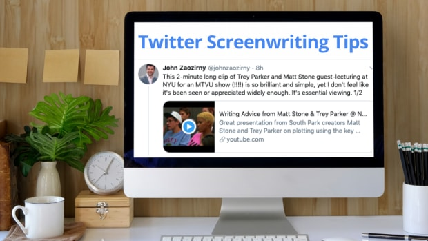 Twitter Screenwriting Tips John Zaozirny
