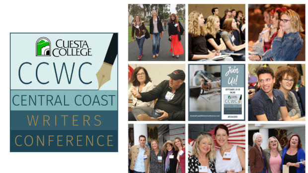 central coast writers conference slideshow
