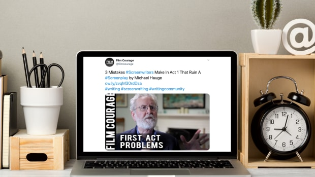 twitter screenwriting tips 3 Mistakes Writers Make in Act I