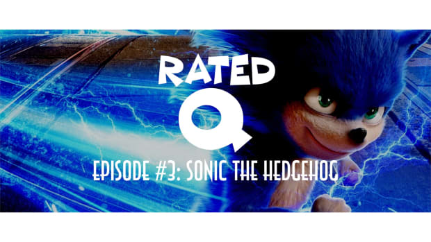 Rated Q Ep #3 - SONIC THE HEDGEHOG