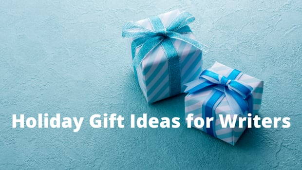 Holiday Gift Ideas for Writers