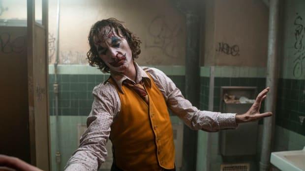 Paradox, Pressure and Metaphor in Joker