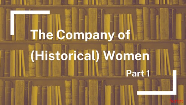 The Company of (Historical) Women, Part 1 (v2)BlogImage