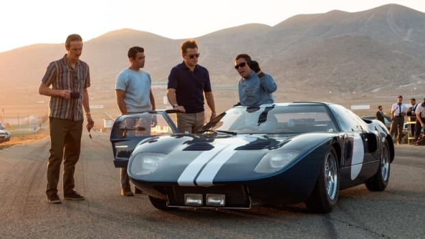 ford-v-ferrari-damon-bale understanding screenwriting