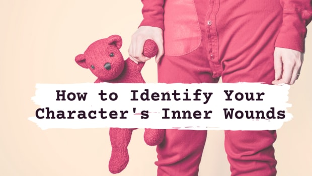 How to Identify Your Character's Inner Wounds