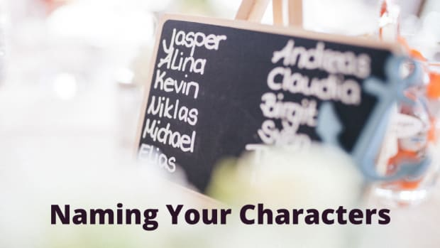 Unlike parents, who name their children before ever meeting them, writers can name a character after they've explored their psyches. Jeanne Veillette Bowerman shares tips on naming your characters.