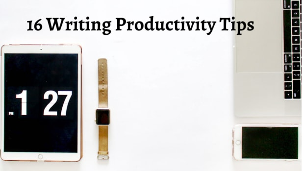 Somedays, the words flow. Others, not so much. Jeanne Veillette Bowerman shares writing productivity tips to help you create a successful writing routine.