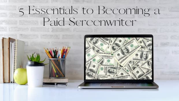 Learning how to write a screenplay is one thing, but demystifying how to become a paid screenwriter is another. Geoffrey D. Calhoun shares five essential qualities and habits needed to for screenwriting career success.