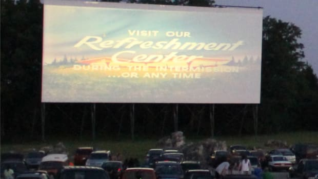 Drive-Ins - Part of the New Normal?