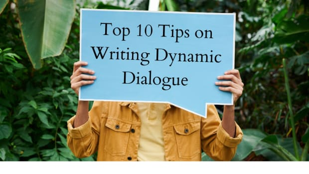 Top 10 Tips on Writing Dynamic Dialogue