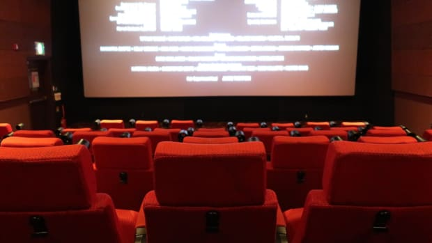 what will movie theaters look like in the new normal