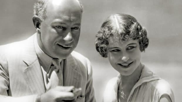 CecilBDeMille-and-JeanieMacPherson-Cecil B. De Mille Foundation