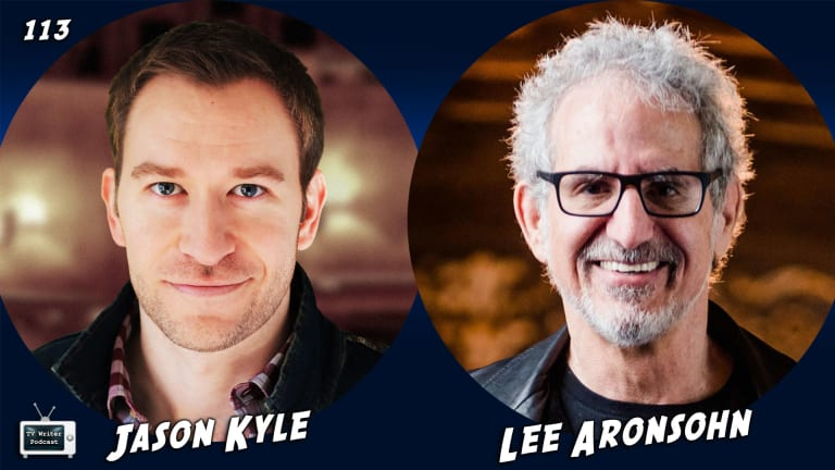 TV Writer Podcast 113 - Lee Aronsohn & Jason Kyle