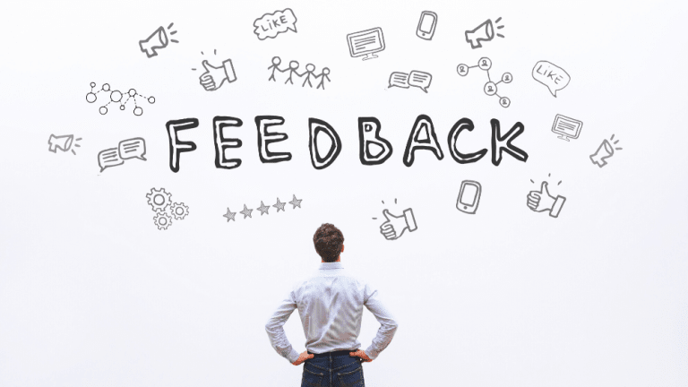 How to Process Feedback On Your Work