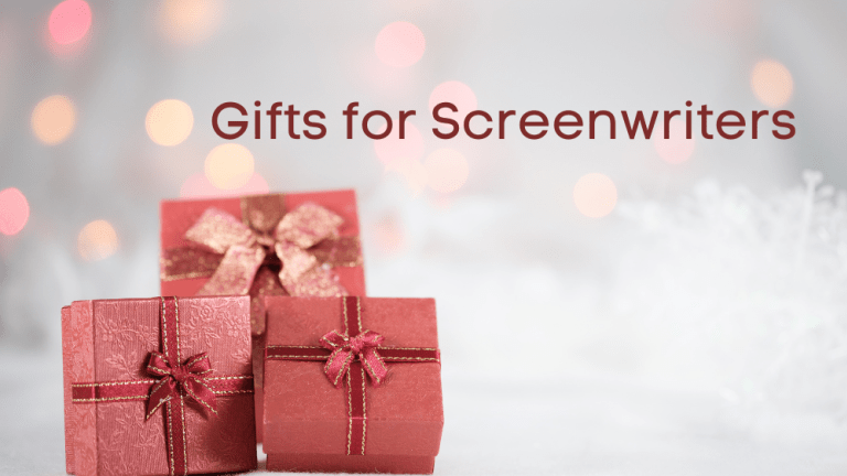 Gift Ideas for Screenwriters