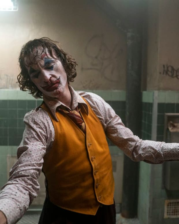 Paradox, Pressure and Metaphor in Joker