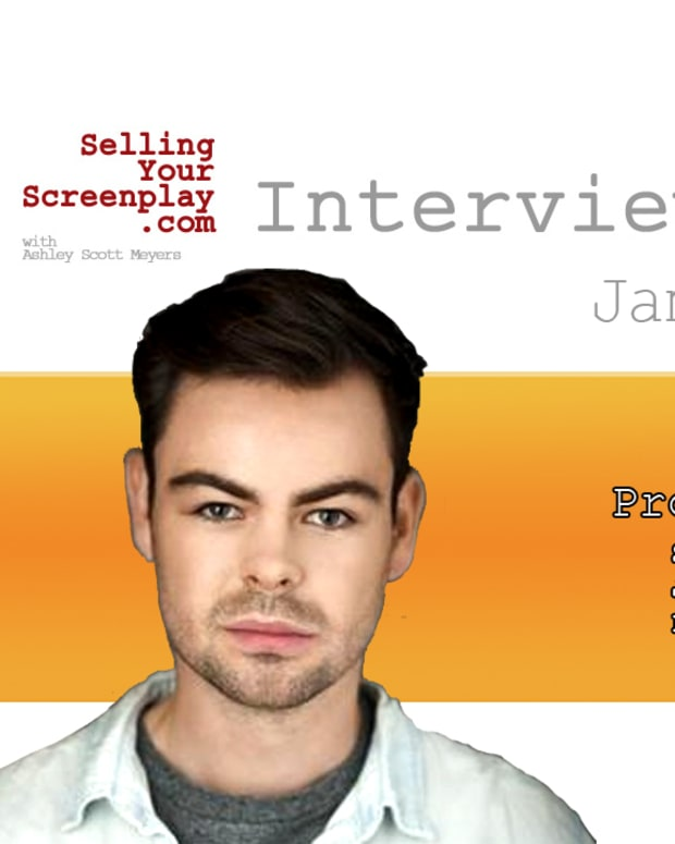Jameson Parker Selling your Screenplay podcast
