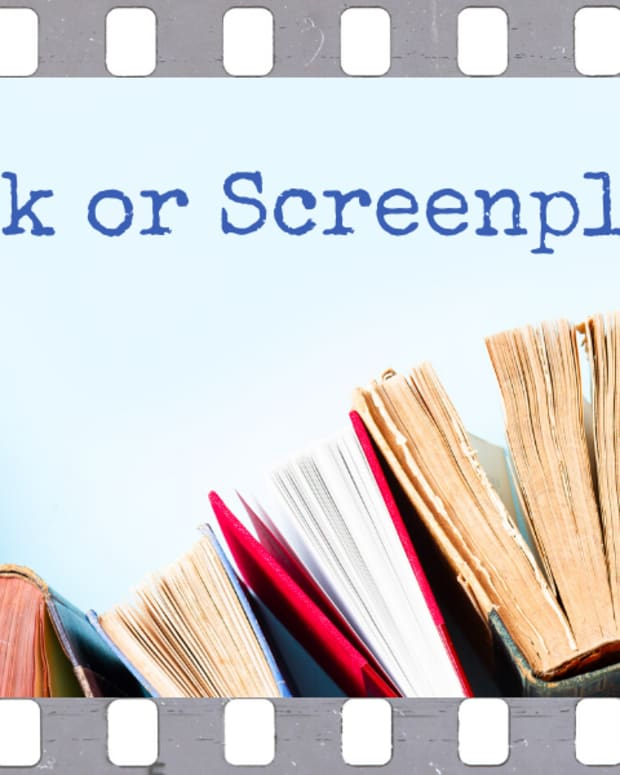 A Book That Is Also a Screenplay – Really?