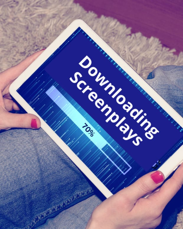 30 Days of Developing Characters_ How to Find Screenplays Written by Professionals