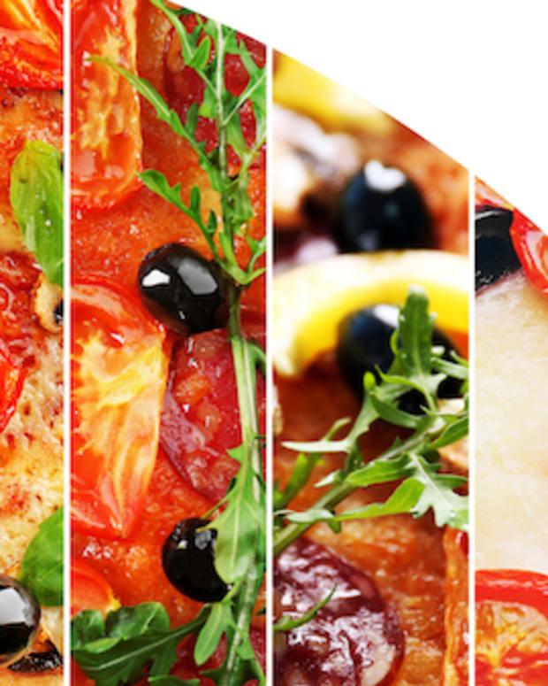 DP Pizza Collage hero image