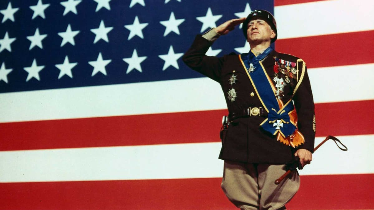 """Reel Impact: Movies and TV that Changed History - """"Patton"""" and Nixon"""