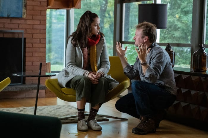 Rian Johnson Talks Screenwriting and What Classic Movies Can Teach Us