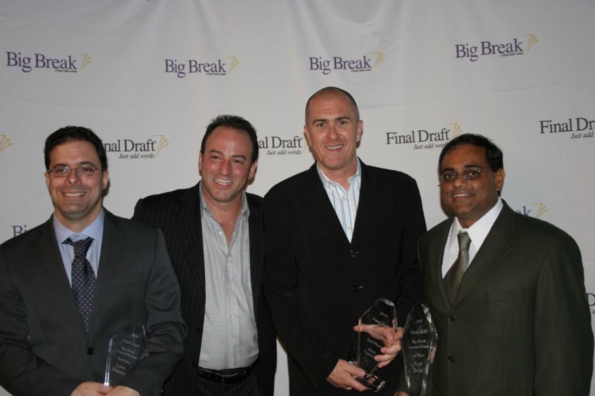 Big Break™ Contest Winners 2010