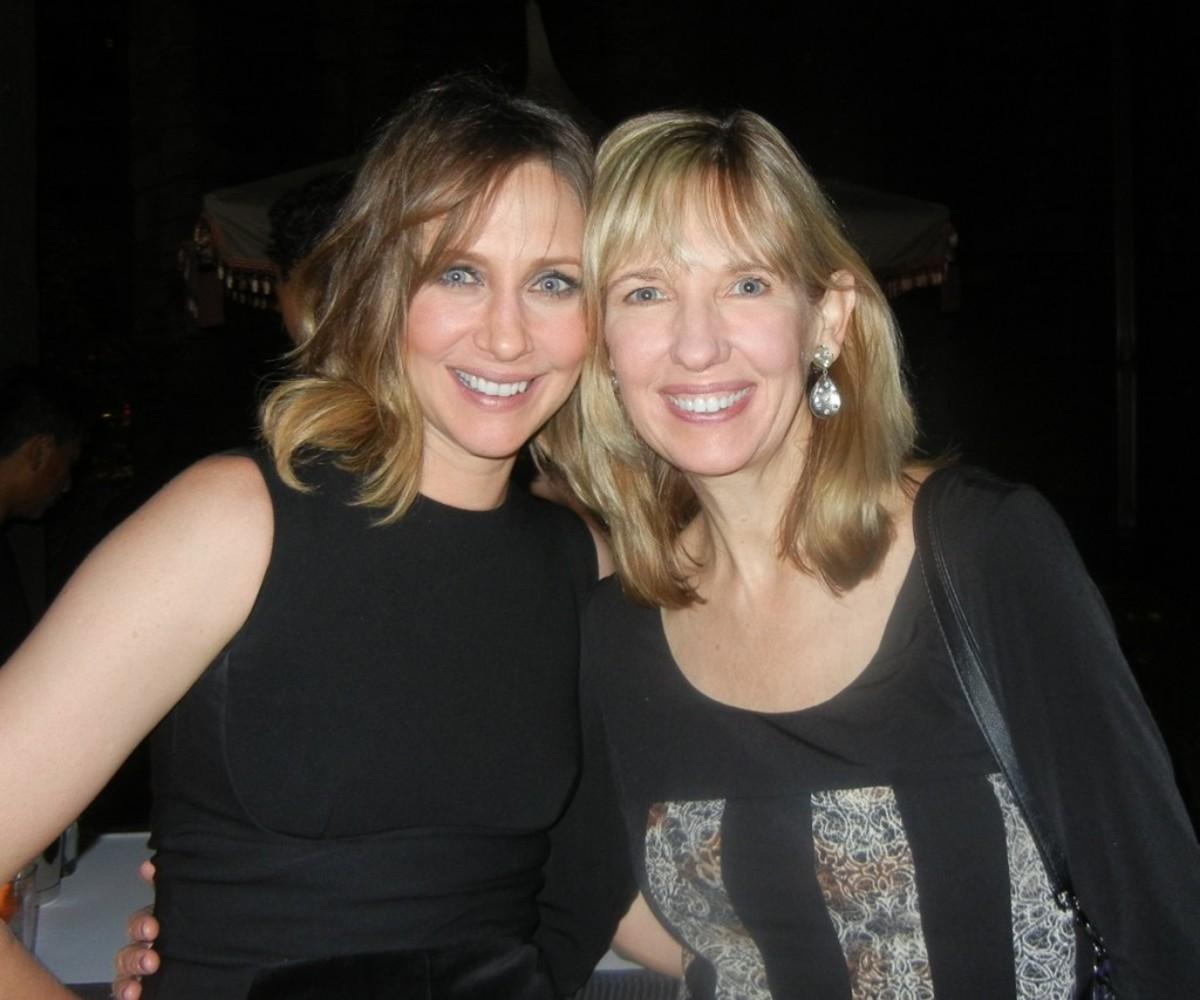 Director Vera Farmiga and Writer Carolyn Briggs
