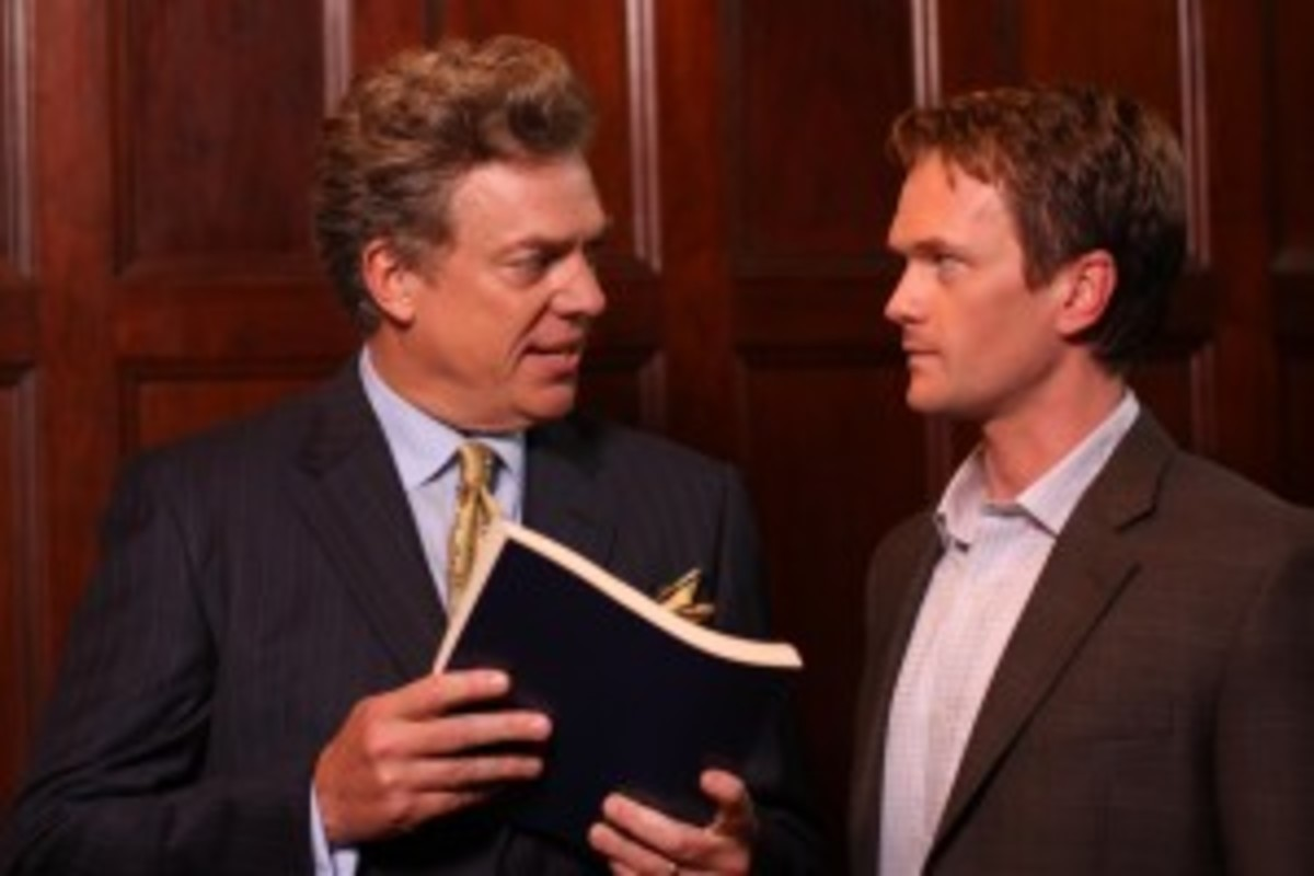 Christopher McDonald and Neil Patrick Harris; Photos courtesy of High Treason Pictures, Wellfleet Phantasy Productions, and Big Indie Pictures