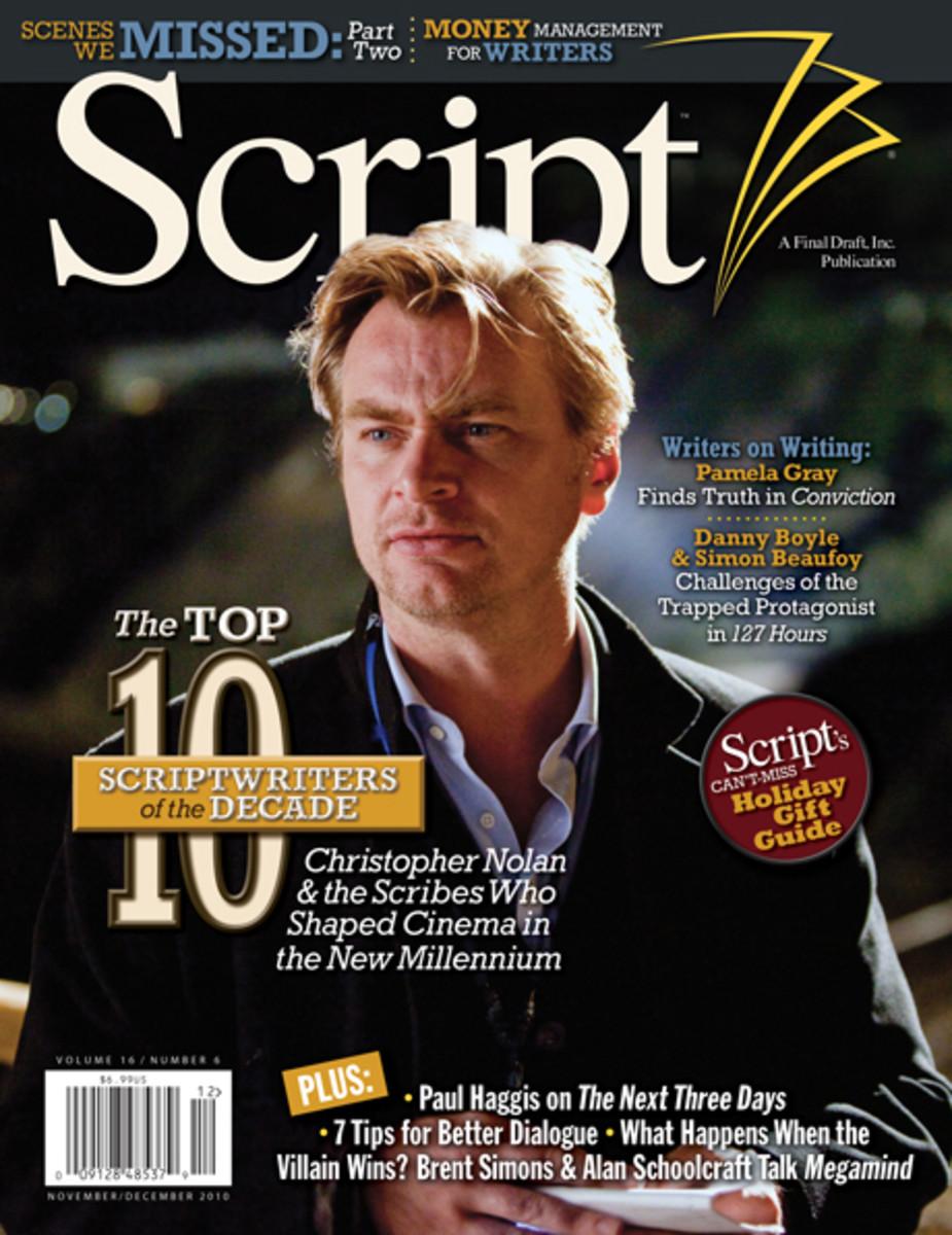 Script - Nov/Dec 2010