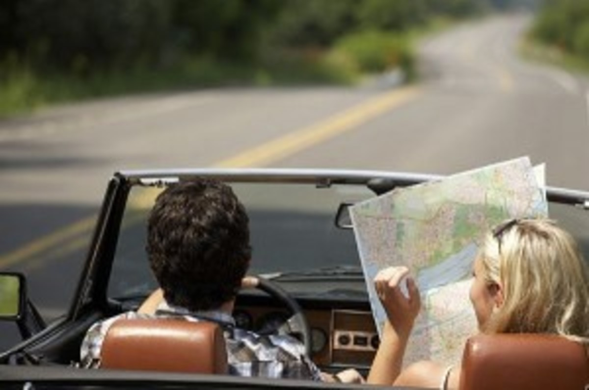 Every story is a road trip ... emotionally speaking.