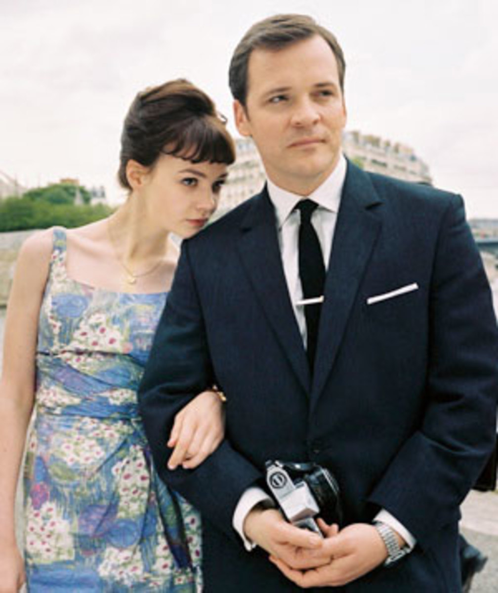 An Education starring Carey Mulligan and Peter Sarsgaard
