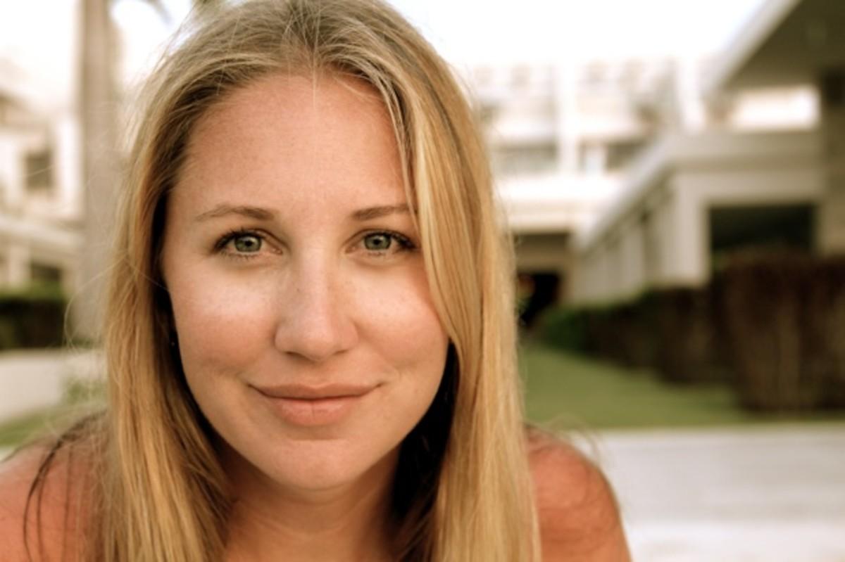 Screenwriter Stacey Harman