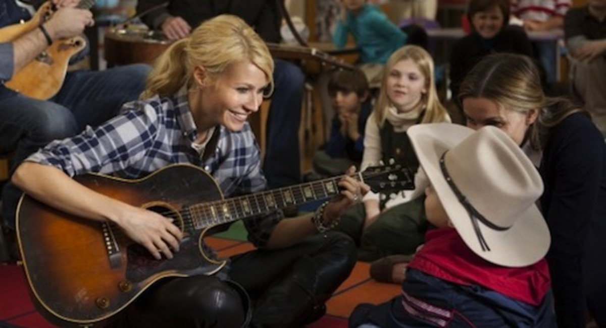 Gwyneth Paltrow stars in Country Strong