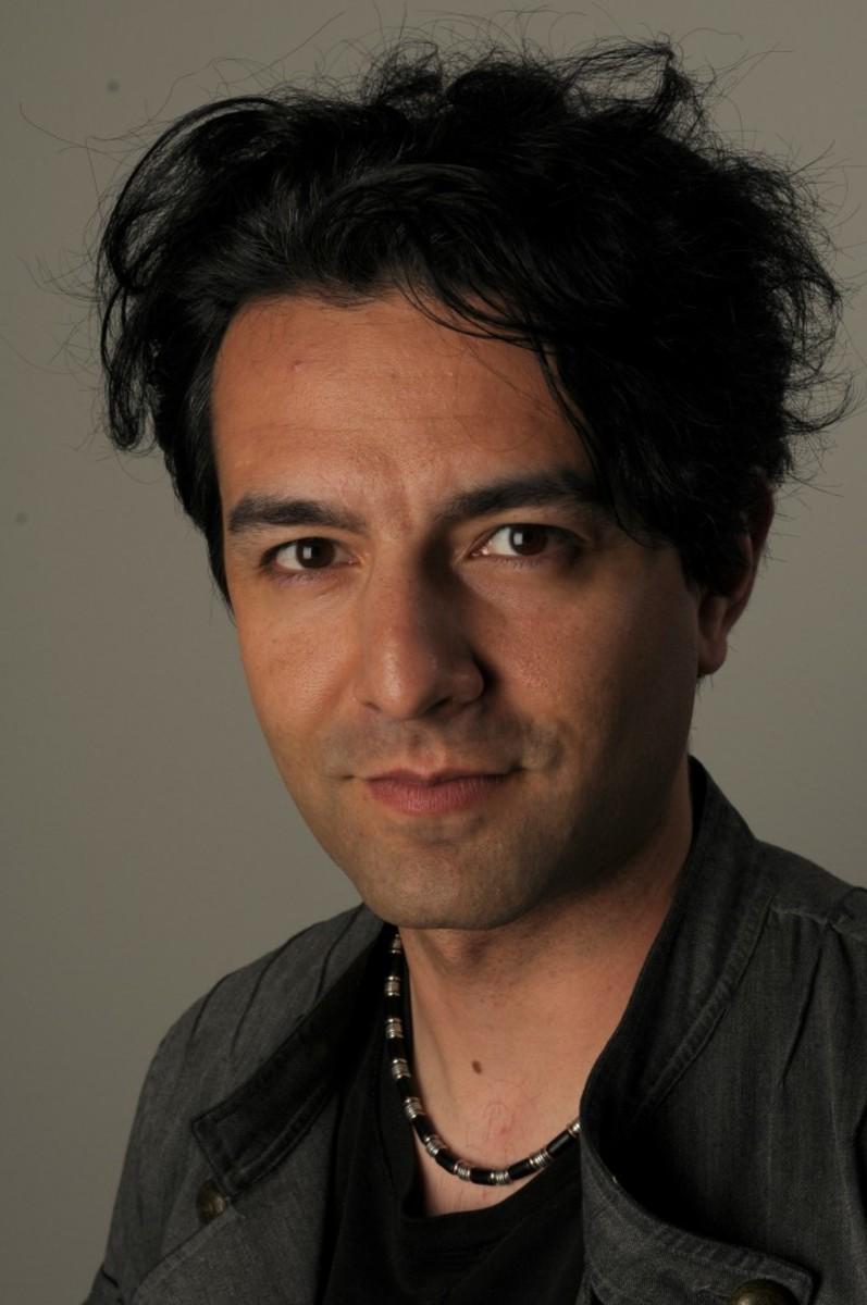 Tameem Antoniades