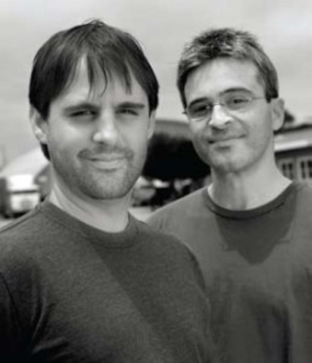Roberto Orci and Alex Kurtzman