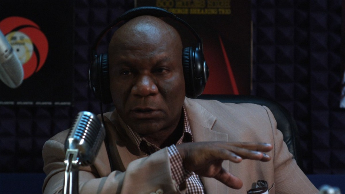 Ving Rhames in Love Chronicles: Secrets Revealed