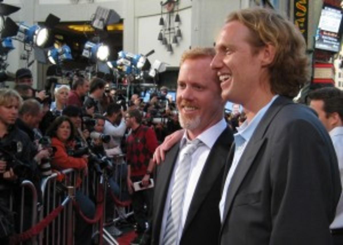 Scott Moore and Jon Lucas