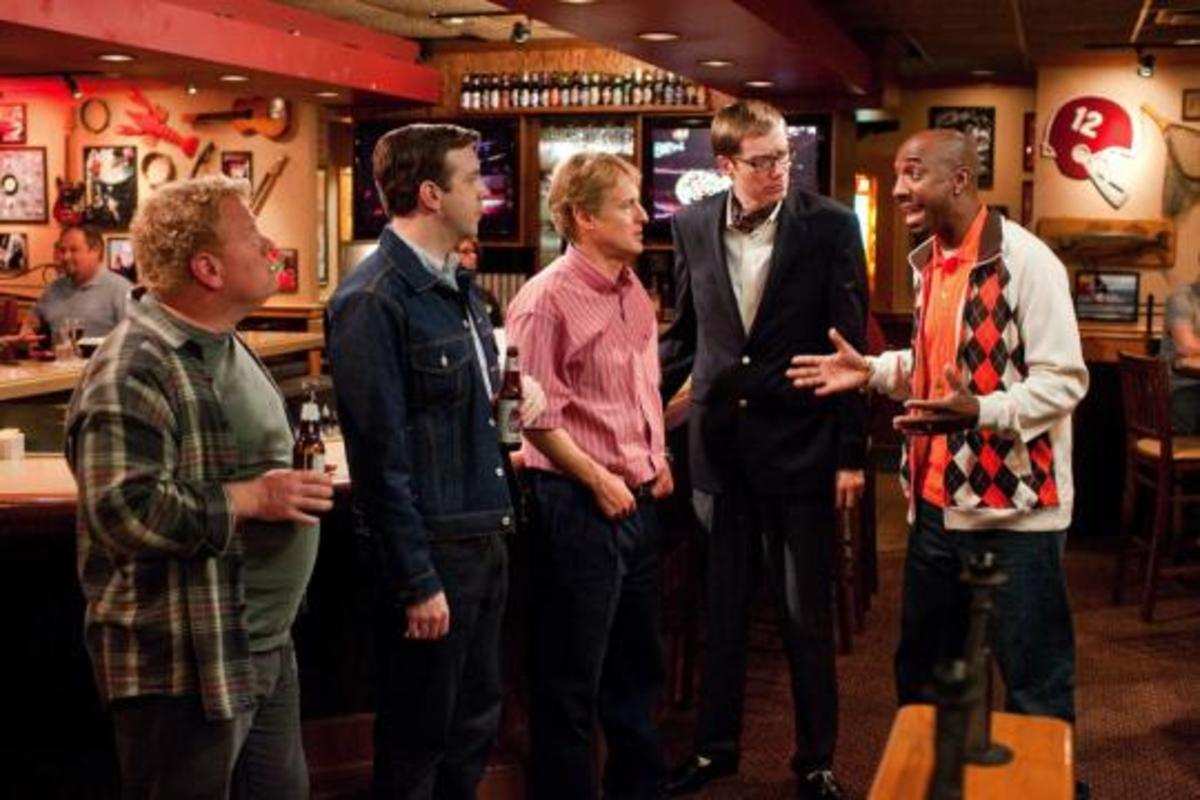 The party boys in Hall Pass.