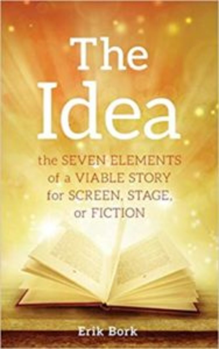 Buy Erik's new book to help create a marketable story idea!
