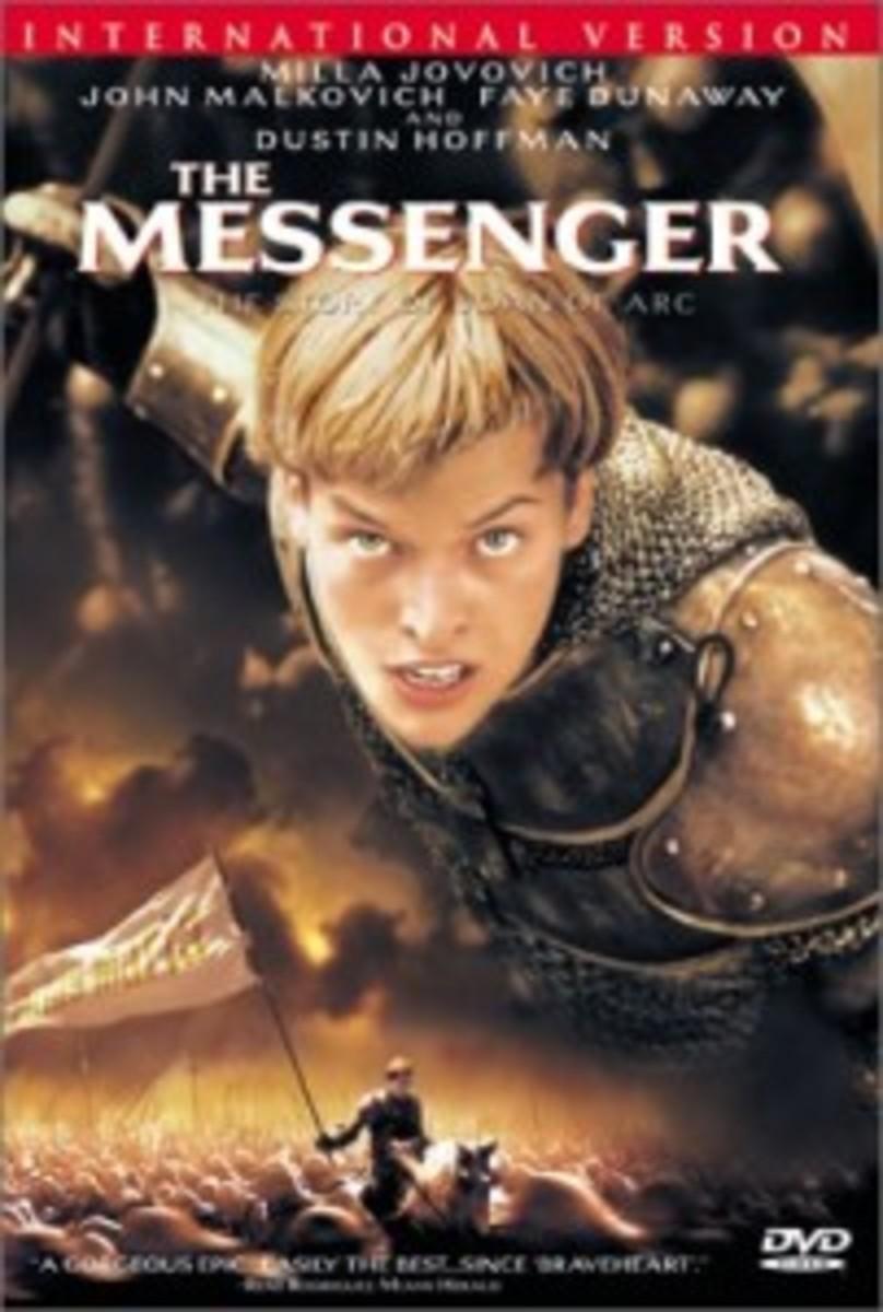 Poster for the transgendered opus, The Messenger