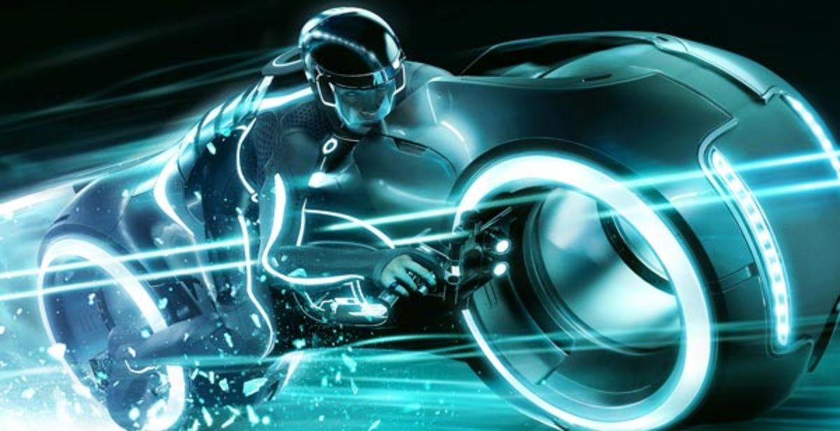 Tron: Legacy - Lightcycles