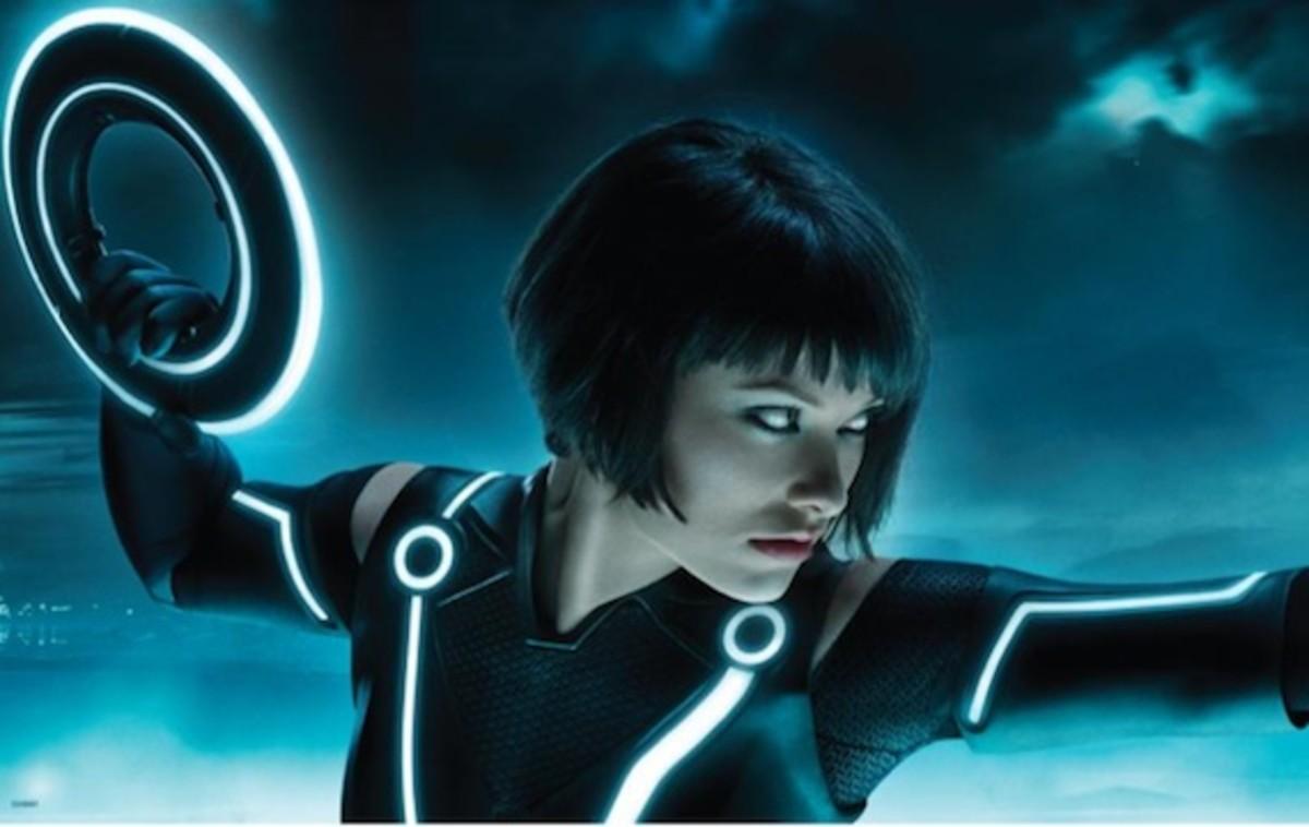 Tron: Legacy - Olivia Wilde