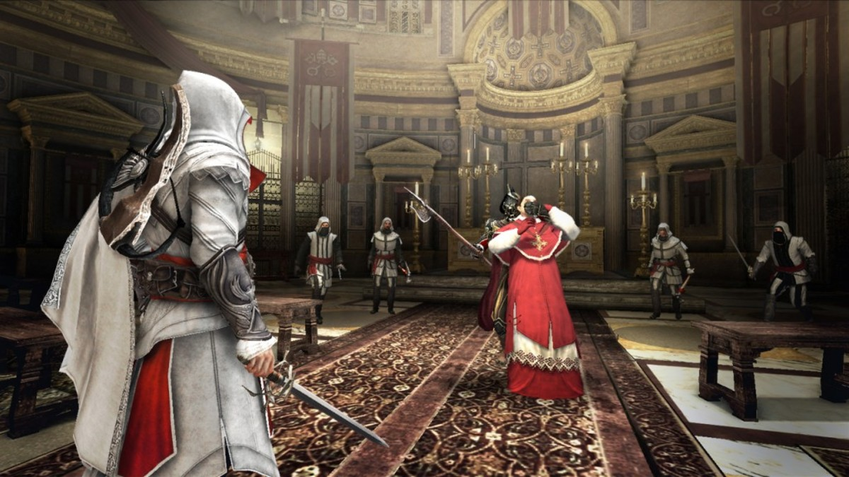Assassin S Creed Brotherhood Game Honored By Wga Bafta Script