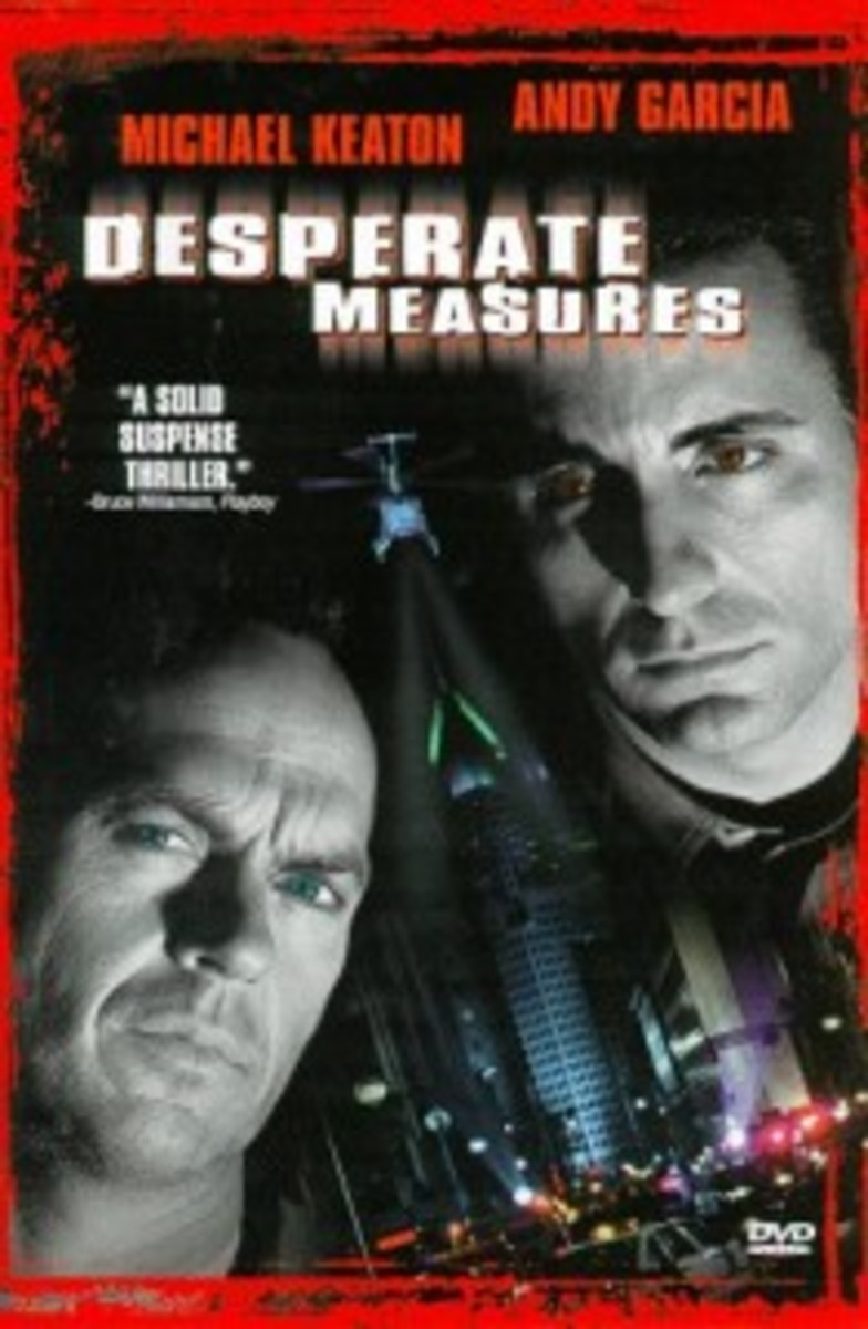 Poster for the opus, Desperate Measures