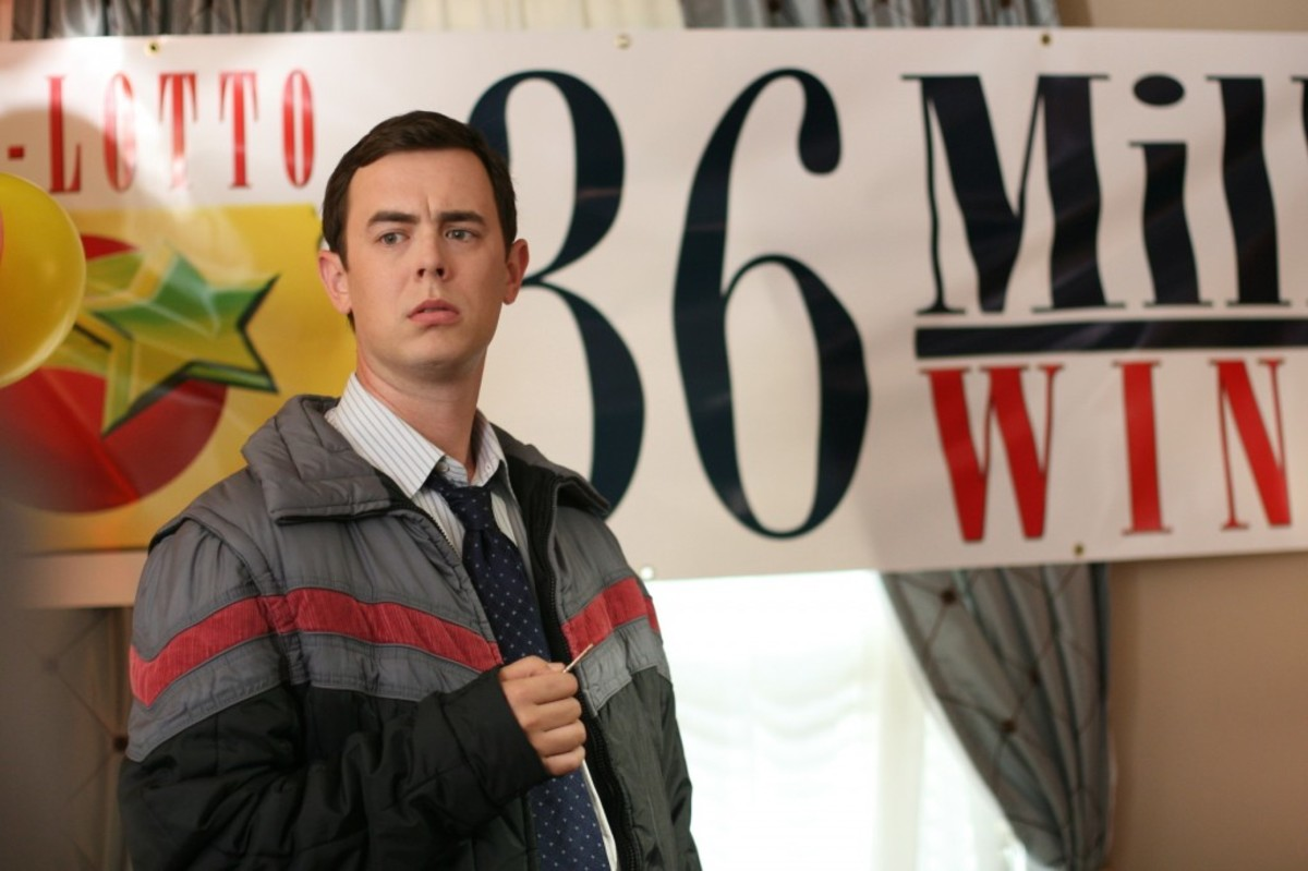 Colin Hanks in Lucky
