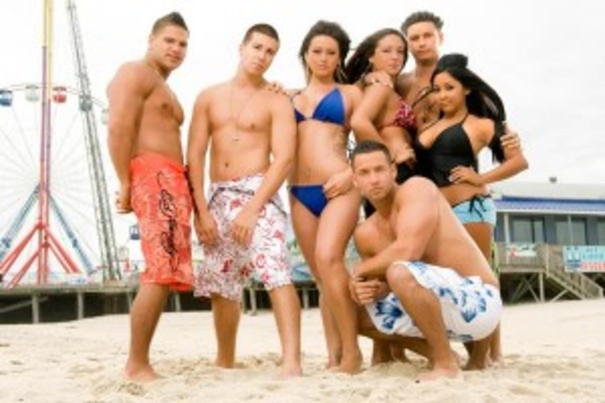 Jersey Shore cast photo